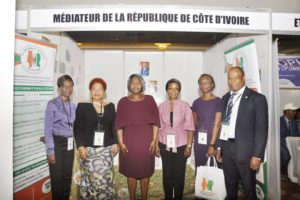 Exposition internationale des Médiateurs à Abuja